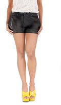 Capulet Leather Shorts
