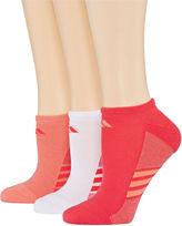 adidas 3-pk. Climacool Superlite No-Show Socks