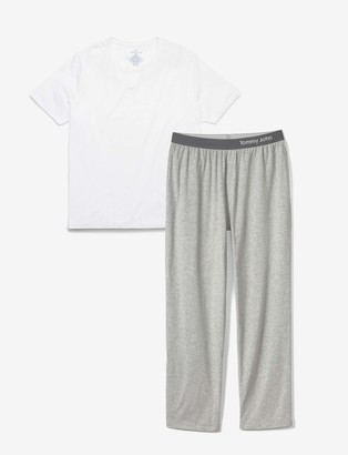 Tommy John Men's Moroccan Tee & Sleep Pant Set