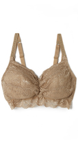 Ingrid & Isabel Lace Drop Cup Pullover Nursing Bra