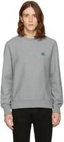 Paul Smith Grey Logo Pullover