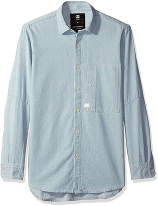 G Star Men's Stalt Shirt L/s