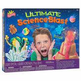 SCIENTIFIC EXPLORER Scientific Explorer Ultimate Science Blast 24-pc. Discovery Toy