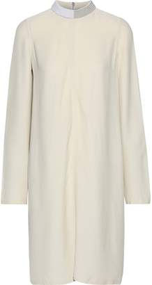 Rick Owens Bead-embellished Crepe De Chine Dress