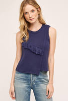 Morgan Carper Bette Fringed Pullover