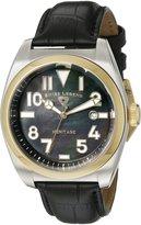 Swiss Legend Men's 20434-01MOP-GB Heritage Mother-of-Pearl Dial Watch
