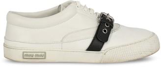 Miu Miu Sneakers
