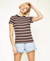 Insight Burn Stripe Short Sleeve T-Shirt