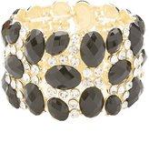 Charlotte Russe Embellished Stretch Cuff Bracelet