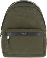 Michael Kors Grant camouflage backpack