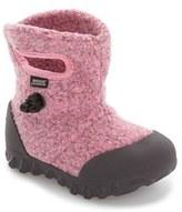 Bogs Toddler Girl's B-Moc Waterproof Fleece Boot