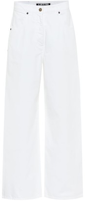 Jacquemus Le Jean De Nimes wide-leg jeans