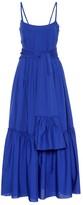Three Graces London Ariadne cotton maxi dress