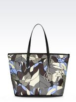 Armani Jeans Tote Bag With Charm