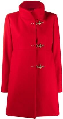 Fay Single-Breasted Duffle Coat