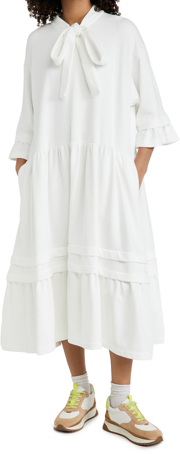 Thumbnail for your product : MM6 MAISON MARGIELA Sweatshirt Dress