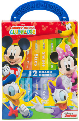 My First Library 12 Board Book Set