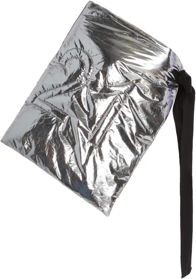 N°21 Foil Reversible Stole