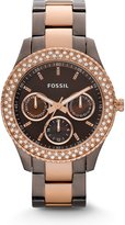 Fossil Women's ES2955 Stainless Steel Analog Dial Watch