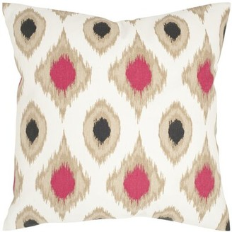"Safavieh Miranda Throw Pillow Size: 22"" H x 22'' W"