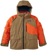 Patagonia Insulated Snowshot Jacket (Kid) - Ash Tan-X-Small