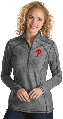 Antigua Women's Philadelphia Phillies Tempo Pullover