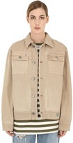 GUESS U.S.A.X Infinite Archives Ia Ls Cotton Worker Jacket