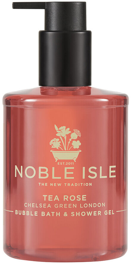Thumbnail for your product : Noble Isle - Tea Rose Bubble Bath & Shower Gel - 250ml