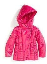 Tommy Hilfiger Kid's Runway Of Dreams Hooded Puffer Jacket
