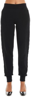 Moschino Logo Patch Track Trousers