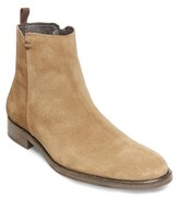 Steve Madden Men's X Gq Fred Zip Boot