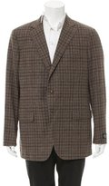 Belvest Two-Button Wool Blazer w/ Tags