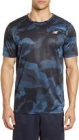 New Balance Accelerate Crewneck T-Shirt