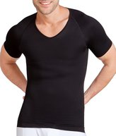 Spanx Zoned Performance Compression V-neck Top, L
