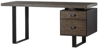 Distressed Wood Desk Shop The World S Largest Collection Of Fashion Shopstyle