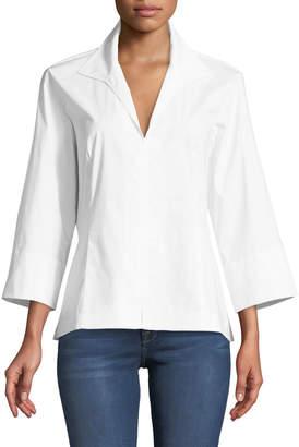 Finley 3/4-Sleeve Swing Shirt