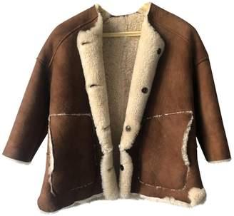 Bellerose Brown Jacket for Women