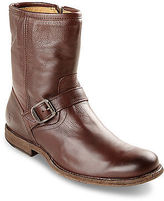 Frye Phillip Inside Zip Boots Casual Male XL Big & Tall