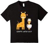 Women's April The Giraffe shirt Giraffe Watch 2017 XL