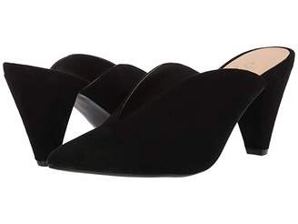 42 GOLD Overcome (Black Suede) Women's Clog Shoes