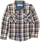 Sovereign Code Ravanna Plaid Shirt (Toddler & Little Boys)