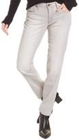 Fidelity Denim Axl Echo Crop Skinny Jean