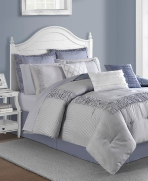 Sunham Morgan 14-Pc. Queen Comforter Set Bedding