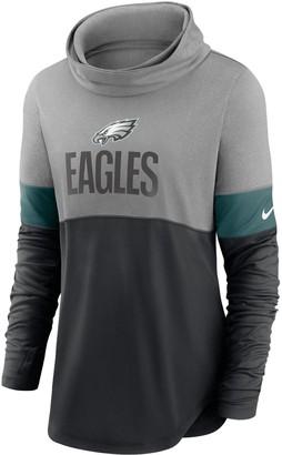 Nike Women's Philadelphia Eagles Lockup Top