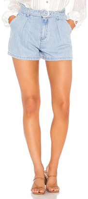 Paige Ruthie Pleated Short. - size 24 (also