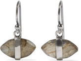Chan Luu Silver Labradorite Earrings - One size