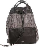 Disenia Grey Pattern Backpack