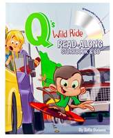 EQtainment Q's Wild Ride Read Along Storybook