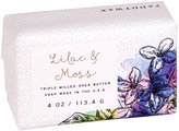 Paddywax Flower Market Collection Triple Milled Shea Butter Soap - 4 oz. - Lilac & Moss