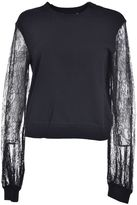 McQ by Alexander McQueen Lace Blouse